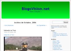 Diseño BlogoVision v1.0